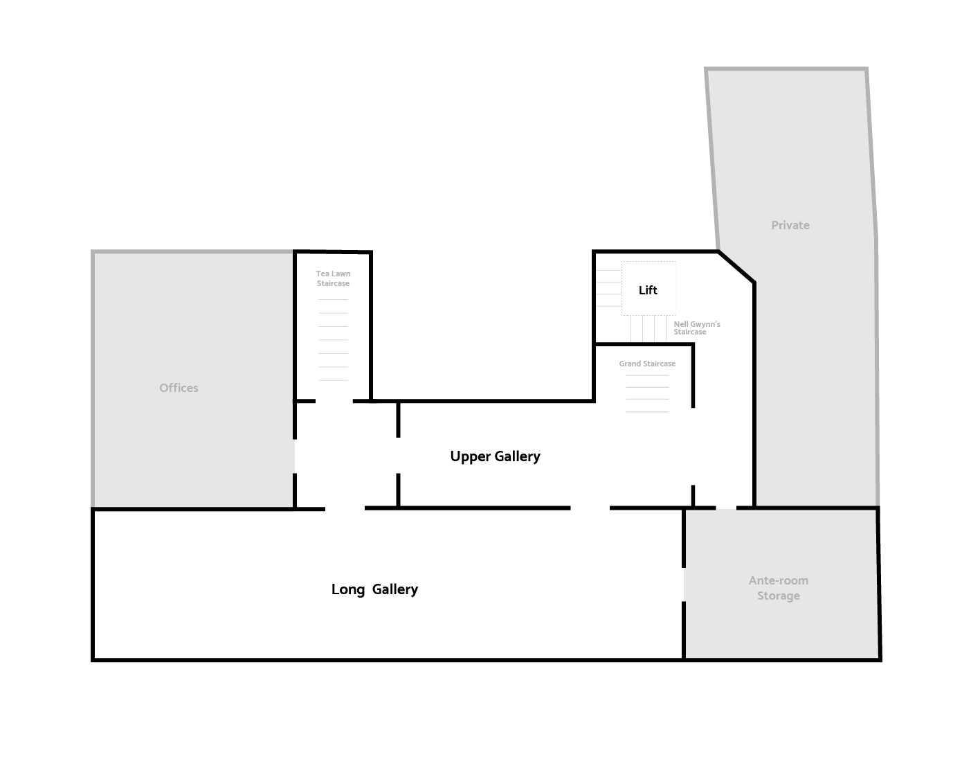 First Floor floorplan