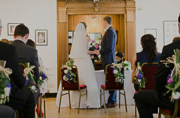 Ceremony in the Lower Gallery