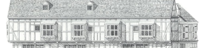 Lauderdale House in 1582