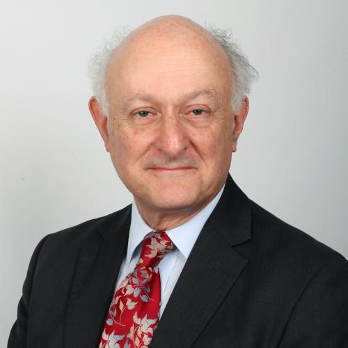Peter Barber OBE
