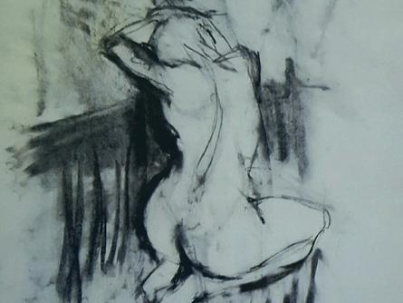 Fernside Life Drawing
