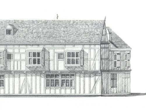 House in 1582